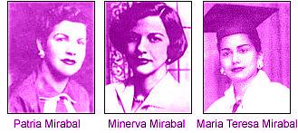 Mirabal Sisters died 25/11/1960